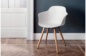 Mood spisebordsstol med armlæn