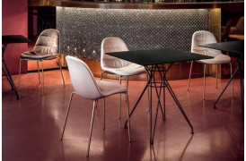 Mood stolen i polstret udgave. Design din egen kombination.