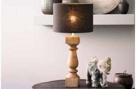 Livigno lampeskærmen er en fin og neutral lampeskærm som passer til næsten alle lamper.