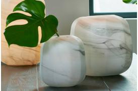 Pacengo vasen er et dekorativt element i indretningen.