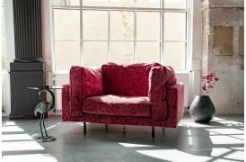 Tortona er et rigtig godt bud på en afslappet lænestol til hjemmet.