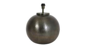 Den runde lampefod med navnet Bolcho er en metal lampefod fra BoShop Collection.