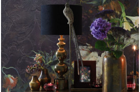 Pagai lampefoden passer perfekt til et stilfuldt interiør.