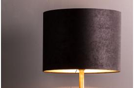 Velours lampeskærmern er en fin lampeskærm som passer til næsten alle lamper.