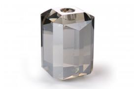 Krystalglas lysestage