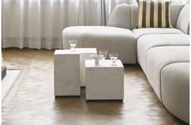 Marmor blokbord - medium