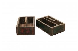Her ses et billede af Carpenter bakke med to rum fra vores Unika Collection.
