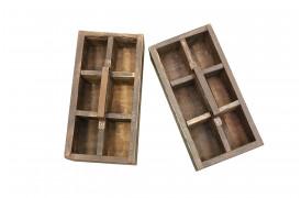 Her ses et billede af Carpenter bakke med seks rum fra vores Unika Collection.