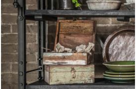 Her ses et billede af Scrapwood tekasse fra vores Unika Collection.