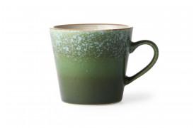 Cappuccino kop - Grass fra HKlivings serie 70'er keramik.