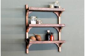 Her ses et billede af Factory køkken reolen fra vores Unika Collection.