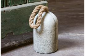 Her ses et billede af Bedrock dørstopper fra vores Unika Collection.