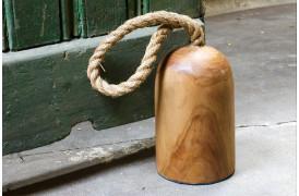 Her ses et billede af Woody dørstopper fra vores Unika Collection.