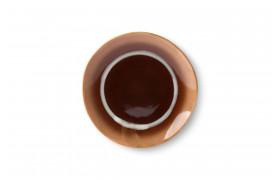 Desserttallerken - Stream fra HKlivings serie 70'er keramik.
