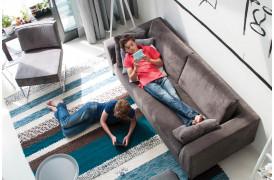 Her ses et billede af Dragon Rib 3 personers sofa fra Zuiver.
