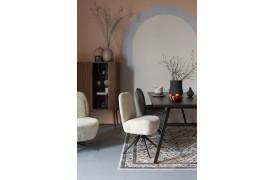 Her ses et billede af Dusk spisebordsstole fra Zuiver.