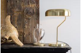 Billedet viser Eclipse bordlampen fra Dutchbone i et boliginteriør.