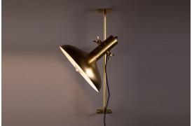 Billedet viser Karish væglampen fra Dutchbone.