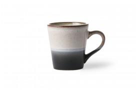 Espresso kop i nuancen Rock fra serien 70'er keramik.