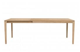 Bok Eg - spisebord med udtræk 51502