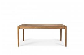 Bemærk venligst, at billedet her viser bordet i 180 x 90 cm.