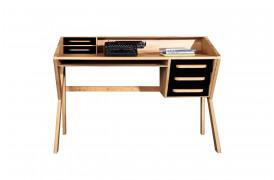 Ethnicraft - Mr. Marius Origami skrivebord i træ hos BoShop