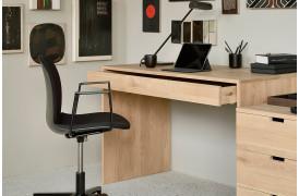 Billede af et skrivebord, som er online til køb på nettet hos BoShop.