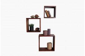 Her ses et billede af Factory kube hylder fra vores Unika Collection.