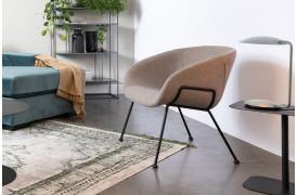 Her ses et billede af Feston loungestol fra Zuiver.
