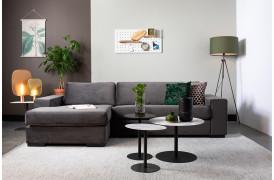 Her ses et billede af Fiep volur sofa i grå fra Zuiver.