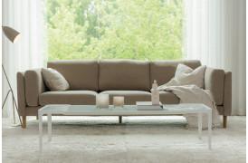 Komfort overalt – det er det, Sigge sofaen i fløjl handler om.