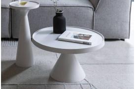 Floss sofabord i hvid fra Zuiver.