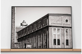 Gammel Spritfabrik plakat