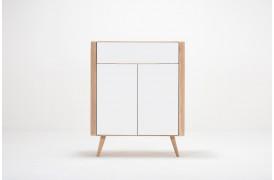 Det er let at indrette sig med Ena møblerne fra Gazzda, fordi de passer sammen stilmæssigt.