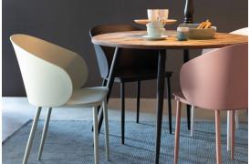 Gigi spisebordsstole fra Decoholic i fire forskellige farver.