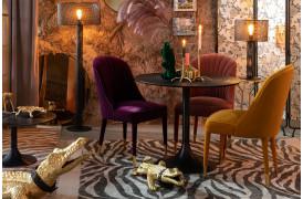 Luksuriøst og indbydende look med Give Me More spisebordsstolen fra Bold Monkey.