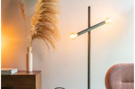 Her ses et billede af Hawk gulvlampe fra Zuiver.
