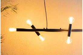 Her ses et billede af Hawk Wide loftslampe / pendel fra Zuiver.