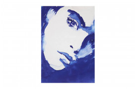 Tiny Art Canvas Print - Sophie