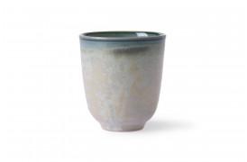 Keramik krus fra Home Chef kollektionen i en flot grå/grøn farve.