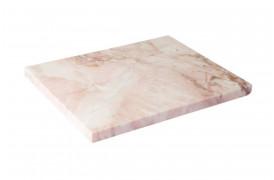 Marmor skærebræt - pink