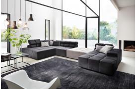 Stor og flot modulopbygget opstilling med Oregon 2.0 Square sofaen i en stor stue.