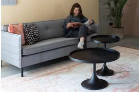 Her ses et billede af James sofabordet i sort fra Zuiver.