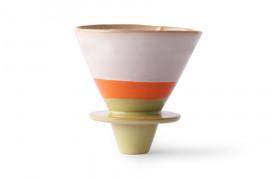 Kaffefilter - Saturn fra HKlivings serie 70'er keramik.