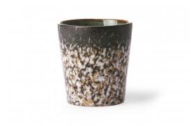 Kaffekop - Mud fra HKliving serie 70'er keramik.