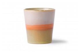 Fineste kaffekop - Saturn fra 70'er keramik.