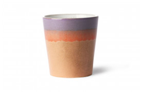 Kaffekop - Sunset fra HKlivings serie 70'er keramik.