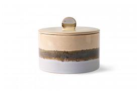Kagedåse - Lake fra serien 70'er keramik.