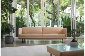 Acero lædersofaen fra Kelvin Giormani er konkurrencevinder sofaen.