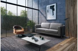 Sofa nyhed med Colonna lædersofaen fra Kelvin Giormani hos BoShop.